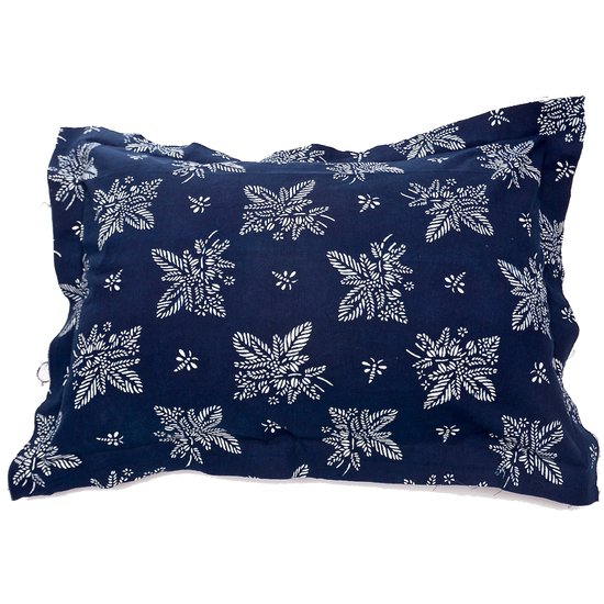 Coffee tea or me pattern pillow sham bluehanded ltd treniq 1 1537466095593