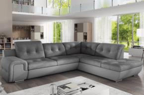 Norman B Corner Sofa Bed