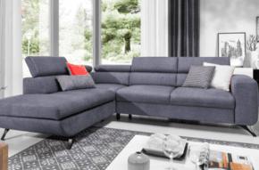 Alexis Corner Sofa Bed
