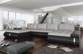 Lux Corner Sofa Bed