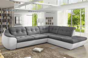 Norman D Corner Sofa Bed