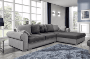 Deluxe Corner Sofa Bed