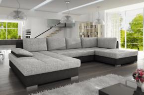 Nela Max Corner Sofa Bed