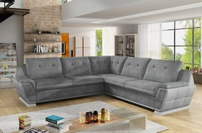 Gala L Corner Sofa Bed