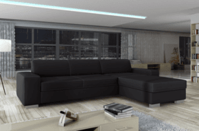 Silent Corner Sofa Bed