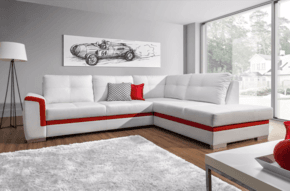 Vero Corner Sofa Bed