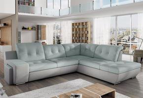 Norman A Corner Sofa Bed