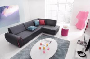 Vigano Corner Sofa Bed
