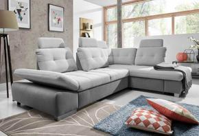 Creona 2 Corner Sofa Bed