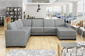 Amster Corner Sofa