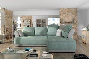 Puren Corner Sofa Bed