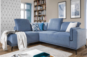 Buston Corner Sofa Bed