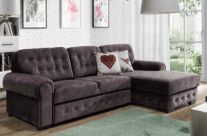 Torento Corner Sofa Bed