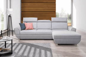 Buenar Corner Sofa Bed