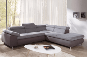 Faran Corner Sofa Bed