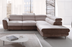 Pino Corner Sofa Bed