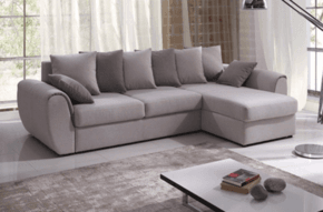 Monna Corner Sofa Bed