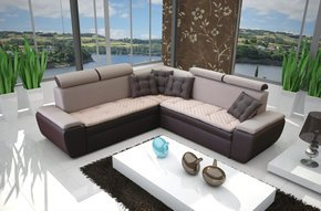 Marceli Corner Sofa Bed