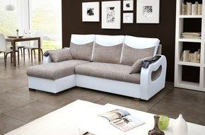 Blank Corner Sofa Bed