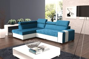 Baronat Corner Sofa Bed