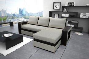 Alek Corner Sofa Bed