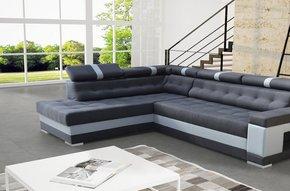 Barona Corner Sofa Bed