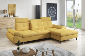 Optima Corner Sofa Bed