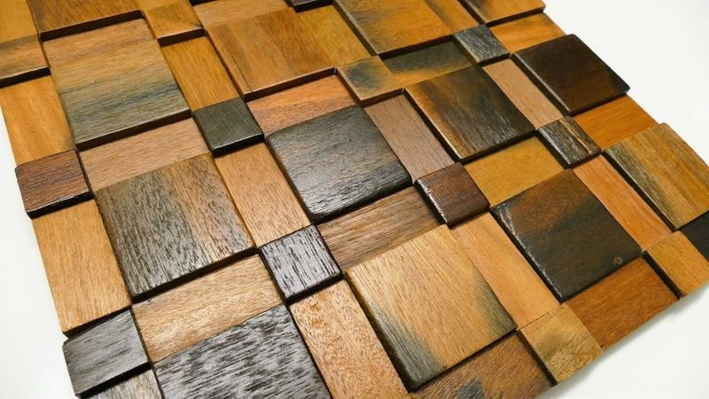 Antique tiles  wall covering  decorative panels  decorative wall tiles wood mosaic ltd treniq 1 1537719951632