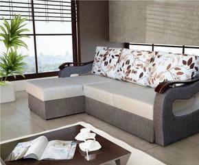 Blania Corner Sofa Bed