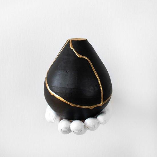 Small ronda vase black ayadee treniq 9 1537864703907