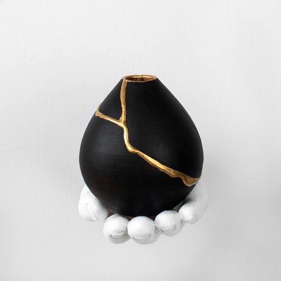 Small ronda vase black ayadee treniq 9 1537864703901