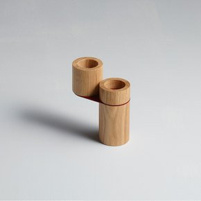 Oak-Candleholders-(Set-Of-3)-Brown-Base_Dot-Home_Treniq_0
