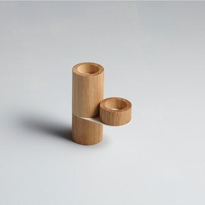 Oak-Candleholders-(Set-Of-3)-White-Base_Dot-Home_Treniq_0