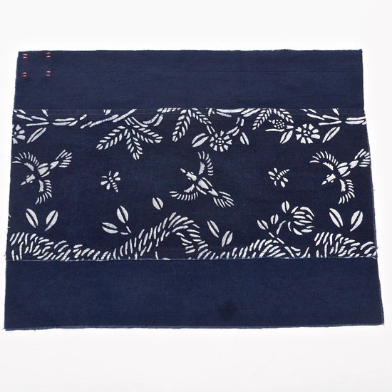 Birds and bees pattern place mat bluehanded ltd treniq 3 1538219472420