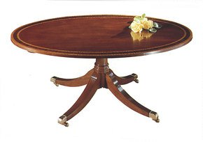 Mahogany-Oval-Coffee-Table-Wg1548-Base_Arthur-Brett_Treniq_0