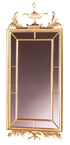 Adam style carved and gilt mirror arthur brett treniq 1 1539157444815