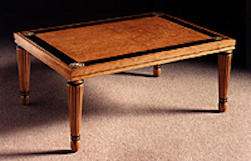 Burr maple coffee table arthur brett treniq 1 1539157778791