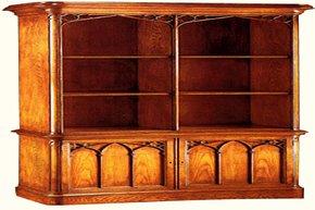 Gothic-Open-Bookcase_Arthur-Brett_Treniq_0