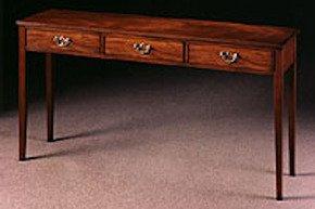 Mahogany-3-Drawer-Table_Arthur-Brett_Treniq_0