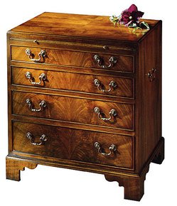 Mahogany-4-Drawer-Chest-To-Have-X-Antique-Finish_Arthur-Brett_Treniq_0
