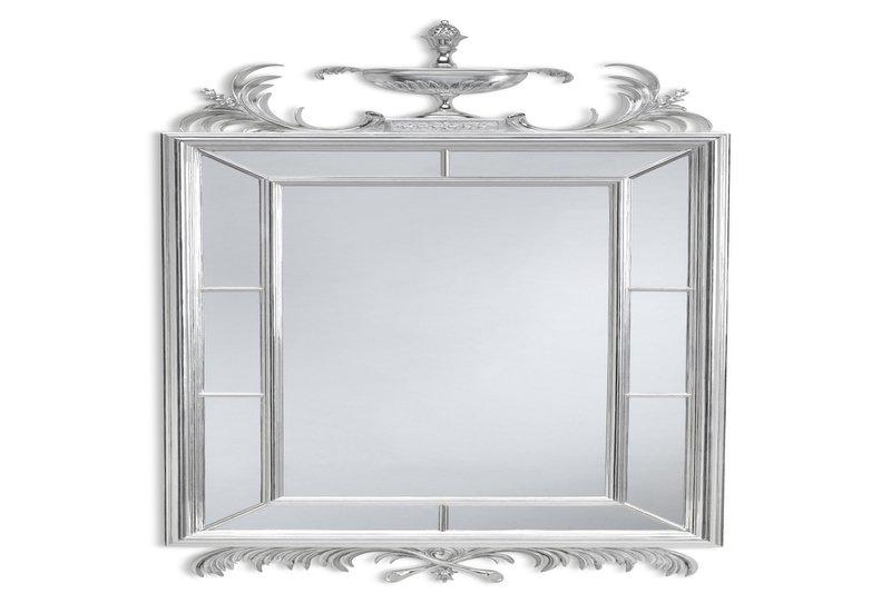 Mahogany horsehead carved mirror arthur brett treniq 1 1539164474877