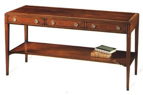 Mahogany-Inlaid-Sofa-Table-In-X-Antique-Finish_Arthur-Brett_Treniq_0