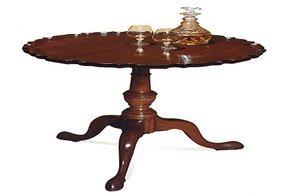 Mahogany-Piecrust-Wine-Table-In-X-Antique-Finish_Arthur-Brett_Treniq_0