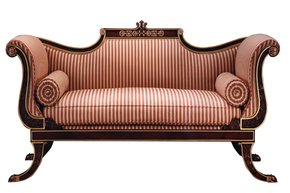 Mahogany-Regency-Style-Sofa-In-Customers-Own-Material_Arthur-Brett_Treniq_0