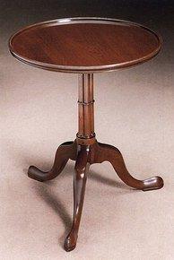 Mahogany-Wine-Table-In-X-Antique-Finish_Arthur-Brett_Treniq_0