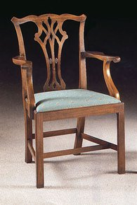 Mid-18th-Century-Style-Dining-Chair-In-Lime-Wash-Finish-In-Customers-Own-Material_Arthur-Brett_Treniq_0