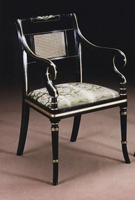 Regency-Style-Arm-Chair-Regency-Style-In-Customers-Own-Material_Arthur-Brett_Treniq_0