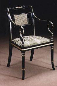 Regency-Style-Arm-Chair-Regency-Style-In-Customers-Own-Material_Arthur-Brett_Treniq_0