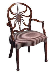 Sunburst-Arm-Chair-In-Customers-Own-Material_Arthur-Brett_Treniq_0