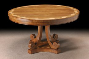 Walnut-Centre-Table-With-Inlay_Arthur-Brett_Treniq_0